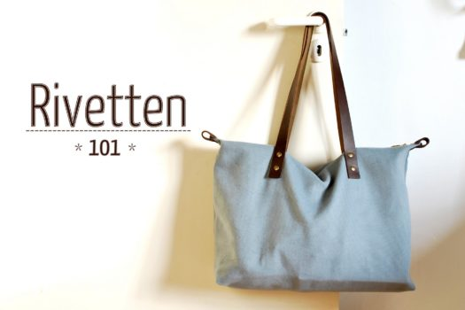 RIVETTEN 101: tutorial rivetten plaatsen