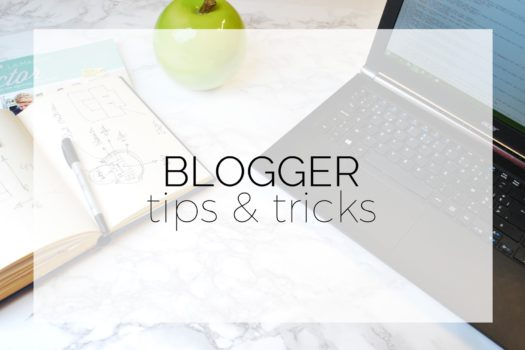 19 BLOG MAKE-OVER TIPS