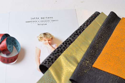 TEXTIELBOX DOOR LOTTE MARTENS VOOR LECHAPERONUNLIMITED