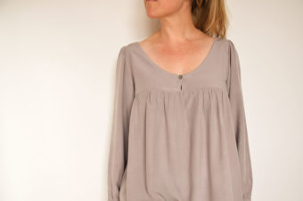 The Valley Blouse